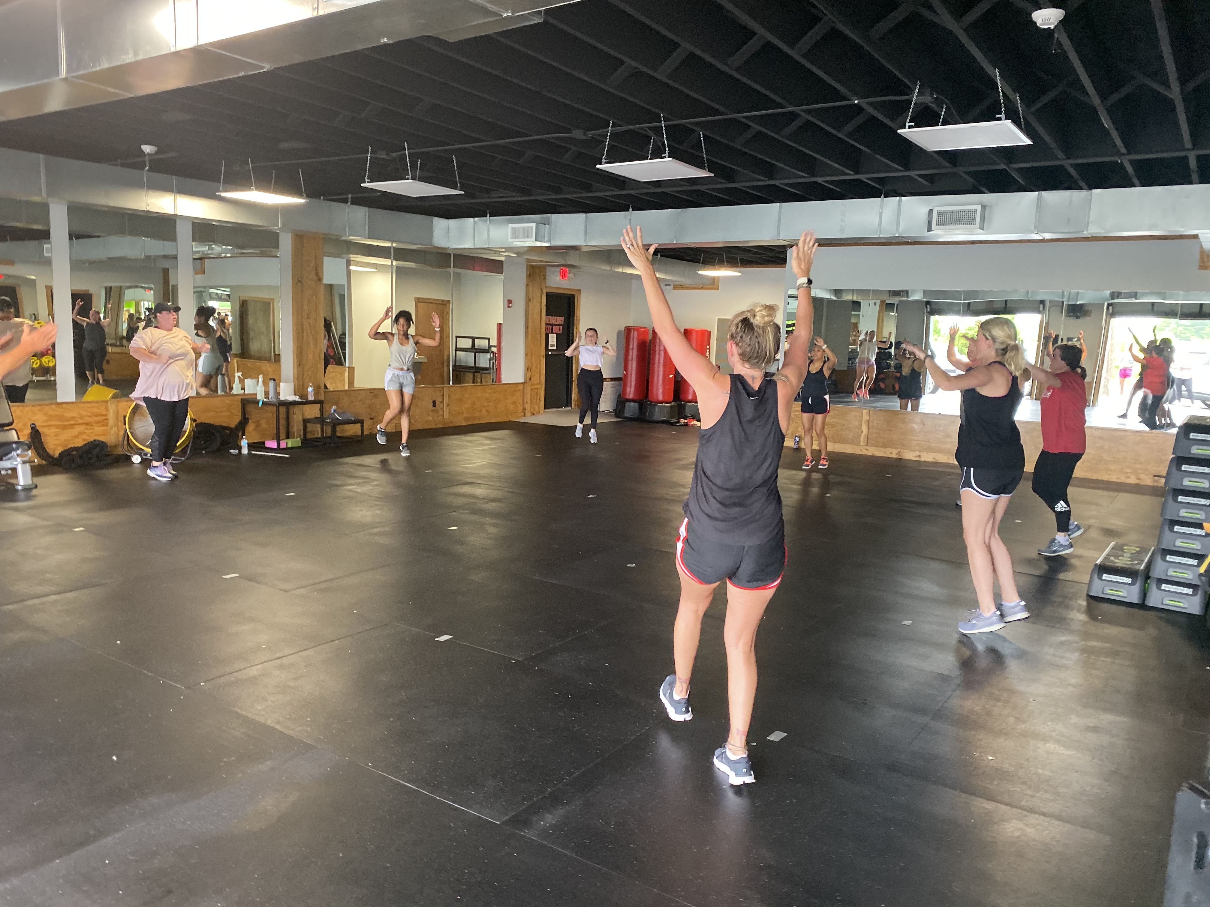 group classes florence